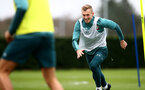 SOUTHAMPTON, ENGLAND - MARCH 10: James Ward-Prowse during a Southampton FC training session at the Staplewood Campus on March 08, 2020 in Southampton, England. (Photo by Matt Watson/Southampton FC via Getty Images)