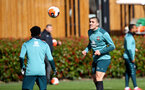 SOUTHAMPTON, ENGLAND - MARCH 12: Oriol Romeu during a Southampton FC training session at the Staplewood Campus on March 12, 2020 in Southampton, England. (Photo by Matt Watson/Southampton FC via Getty Images)
