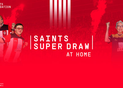 Saints Super Draw this Saturday