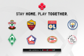Saints launch Stay At Home Cup