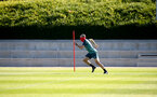 SOUTHAMPTON, ENGLAND - MAY 19: Oriol Romeu as Southampton FC players return to training following Covid-19 restrictions being relaxed, at the Staplewood Campus on May 19, 2020 in Southampton, England. (Photo by Matt Watson/Southampton FC via Getty Images)
