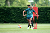 Gallery: Training heats up