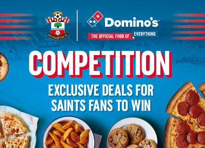 Win a Domino's pizza for Sheffield United!