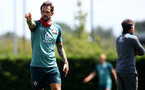 SOUTHAMPTON, ENGLAND - JUNE 22: Danny Ings during a Southampton FC training session, at the Staplewood Campus, on June 22, 2020 in Southampton, England. (Photo by Matt Watson/Southampton FC via Getty Images)