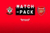 Match Pack: Saints v Arsenal