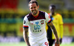 WATFORD, ENGLAND - JUNE 28: Danny Ings during the Premier League match between Watford FC and Southampton FC at Vicarage Road on April 4, 2020 in Watford, United Kingdom. (Photo by Matt Watson/Southampton FC via Getty Images)