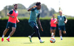 SOUTHAMPTON, ENGLAND - JULY 22: Kyle Walker-Peters during a Southampton FC training session at the Staplewood Campus on July 22, 2020 in Southampton, England. (Photo by Matt Watson/Southampton FC via Getty Images)