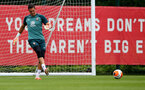 SOUTHAMPTON, ENGLAND - JULY 24: Alex McCarthy during a Southampton FC training session at the Staplewood Campus on July 24, 2020 in Southampton, England. (Photo by Matt Watson/Southampton FC via Getty Images)