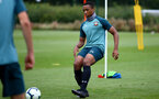SOUTHAMPTON, ENGLAND - August 13: Kaya Tshaka during a Southampton U18 training session at Staplewood Training ground on August 13, 2020 in Southampton, England. (Photo by Isabelle Field/Southampton FC via Getty Images)