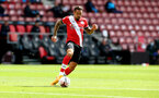 SOUTHAMPTON, ENGLAND - AUGUST 29: Danny Ings during a pre-season friendly between Southampton FC and Swansea City at St Marys Stadium, on August 29, 2020 in Southampton, England. (Photo by Matt Watson/Southampton FC via Getty Images)