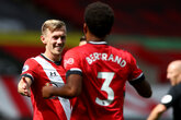 SAINTS: Ward-Prowse stars in first edition