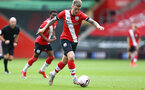 SOUTHAMPTON, ENGLAND - SEPTEMBER 1: Callum Slattery of Southampton during a pre-season friendly match between Southampton U23 and Coventry City at St Mary's Stadium on September 1, 2020 in Southampton, United Kingdom. (Photo by Isabelle Field/Southampton FC)