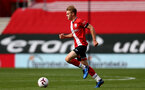 SOUTHAMPTON, ENGLAND - SEPTEMBER 1: Jake Hesketh of Southampton during a pre-season friendly match between Southampton U23 and Coventry City at St Mary's Stadium on September 1, 2020 in Southampton, United Kingdom. (Photo by Isabelle Field/Southampton FC)