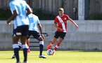 SOUTHAMPTON, ENGLAND - SEPTEMBER 05: James Morris during a Southampton FC U23 pre season friendly against Working FC at Staplewood Campus on September 05, 2020 in Southampton, England. (Photo by Isabelle Field/Southampton FC)