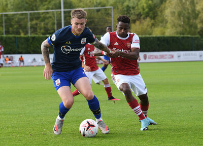 PL2 Highlights: Arsenal 1-2 Saints