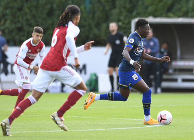 U18 Highlights: Arsenal 4-2 Saints
