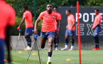LONDON, ENGLAND - SEPTEMBER 15: Dan N'Lundulu during B Team training session Staplewood Training Ground on September 15, 2020 in Southampton, United Kingdom. (Photo by Isabelle Field/Southampton FC via Getty Images)
