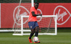 LONDON, ENGLAND - SEPTEMBER 15: Pascal Kpohomouh during B Team training session Staplewood Training Ground on September 15, 2020 in Southampton, United Kingdom. (Photo by Isabelle Field/Southampton FC via Getty Images)