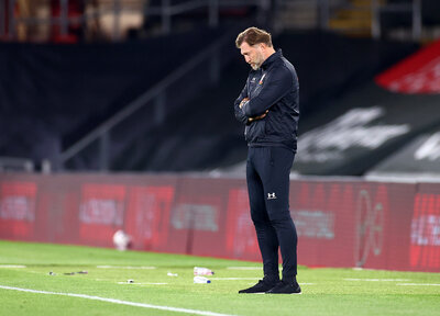 Video: Hasenhüttl on Brentford defeat