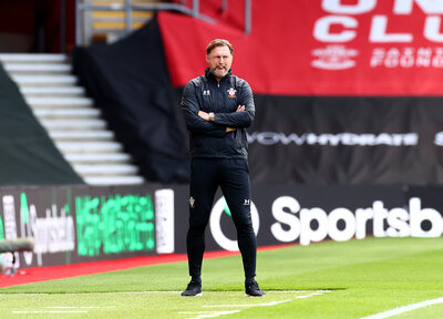 Hasenhüttl reflects on Spurs defeat