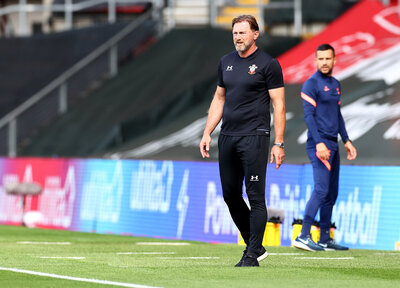 Video: Hasenhüttl previews Burnley trip