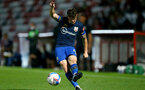 STEVENAGE, ENGLAND - SEPTEMBER 22: Will Ferry of Southampton during the EFL Trophy match between Stevenage FC and Southampton FC B Team  at the Lamex Stadium on September 22, 2020 in Stevenage, England. (Photo by Isabelle Field/Southampton FC via Getty Images)