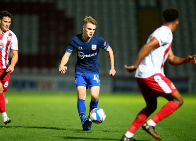 Gallery: Stevenage 2-1 Saints B