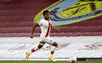 BURNLEY, ENGLAND - SEPTEMBER 26: Ryan Bertrand of Southampton during the Premier League match between Burnley and Southampton at Turf Moor on September 26, 2020 in Burnley, United Kingdom. Sporting stadiums around the UK remain under strict restrictions due to the Coronavirus Pandemic as Government social distancing laws prohibit fans inside venues resulting in games being played behind closed doors. (Photo by Matt Watson/Southampton FC via Getty Images)