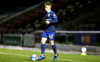 NORTHAMPTON, ENGLAND - OCTOBER 06: Jake Hesketh of Southampton during EFL Cup match between Northampton Town FC and Southampton FC B Team at the PTS Academy Stadium on October 6, 2020 in Northampton, England. (Photo by Isabelle Field/Southampton FC via Getty Images)