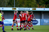 Women's Highlights: Helston 0-11 Saints