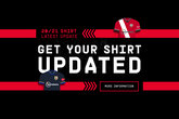 How to claim your updated replica shirt