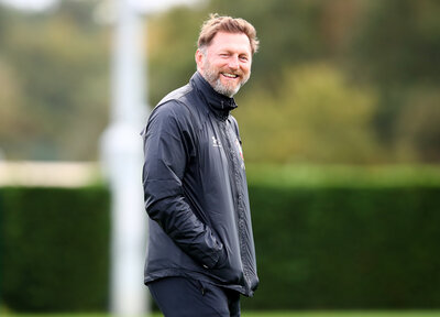 Hasenhüttl reflects on two years in charge