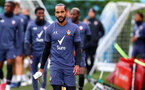 SOUTHAMPTON, ENGLAND - OCTOBER 28: Theo Walcott during a Southampton FC training session at the Staplewood Campus on October 28, 2020 in Southampton, England. (Photo by Matt Watson/Southampton FC via Getty Images)