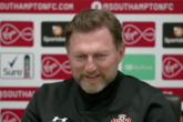 Press conference (part one): Hasenhüttl looks ahead to Sheffield United