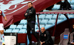 BIRMINGHAM, ENGLAND - NOVEMBER 01: Ralph Hasenhuttl Southampton manager during the Premier League match between Aston Villa and Southampton at Villa Park on November 01, 2020 in Birmingham, England. Sporting stadiums around the UK remain under strict restrictions due to the Coronavirus Pandemic as Government social distancing laws prohibit fans inside venues resulting in games being played behind closed doors. (Photo by Matt Watson/Southampton FC via Getty Images)