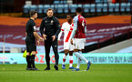 BIRMINGHAM, ENGLAND - NOVEMBER 01: Ralph Hasenhüttl of during the Premier League match between Aston Villa and Southampton at Villa Park on November 01, 2020 in Birmingham, England. Sporting stadiums around the UK remain under strict restrictions due to the Coronavirus Pandemic as Government social distancing laws prohibit fans inside venues resulting in games being played behind closed doors. (Photo by Matt Watson/Southampton FC via Getty Images)