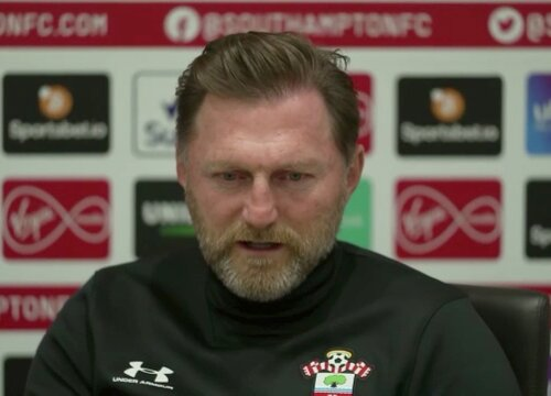 Press Conference (part one): Hasenhüttl previews Man City trip