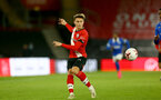 SOUTHAMPTON, ENGLAND - NOVEMBER 30: Will Smallbone of Southampton during the Premier League 2 match between Southampton FC B Team and Brighton & Hove Albion at the St Mary's Stadium on November 30, 2020 in Southampton, England. (Photo by Isabelle Field/Southampton FC via Getty Images)