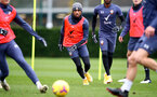 SOUTHAMPTON, ENGLAND - DECEMBER 03: Kyle Walker-Peters during a Southampton FC training session at the Staplewood Campus on December 03, 2020 in Southampton, England. (Photo by Matt Watson/Southampton FC via Getty Images)