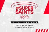Super Saints of the Year