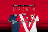 Update on replica shirt availability