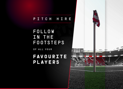 Last slots available for Pitch Hire at St Mary's