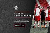 Your chance to play at St Mary's