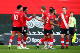 Saints knock out FA Cup holders