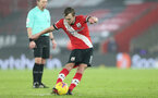 SOUTHAMPTON, ENGLAND - JANUARY 26: James Ward-Prowse of Southampton during the Premier League match between Southampton and Arsenal at St Mary's Stadium on January 26, 2021 in Southampton, England. Sporting stadiums around the UK remain under strict restrictions due to the Coronavirus Pandemic as Government social distancing laws prohibit fans inside venues resulting in games being played behind closed doors. (Photo by Chris Moorhouse/Southampton FC via Getty Images)