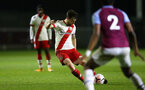 LONDON, ENGLAND - JANUARY 29: Will Ferry of Southampton during the Premier League 2 match between West Ham United and Southampton B Team at Rush Green Training Ground on January 29, 2021 in London, England. (Photo by Isabelle Field/Southampton FC via Getty Images)