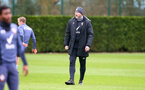 SOUTHAMPTON, ENGLAND - FEBRUARY 22: Southampton manager Ralph Hasenhüttl during a Southampton FC training session at the Staplewood Campus on February 22, 2021 in Southampton, England. (Photo by Matt Watson/Southampton FC via Getty Images)