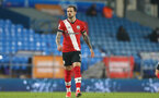 LEEDS, ENGLAND - FEBRUARY 23: Danny Ings of Southampton during the Premier League match between Leeds United and Southampton at Elland Road on February 23, 2021 in Leeds, England. Sporting stadiums around the UK remain under strict restrictions due to the Coronavirus Pandemic as Government social distancing laws prohibit fans inside venues resulting in games being played behind closed doors. (Photo by Matt Watson/Southampton FC via Getty Images)