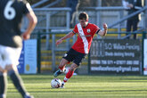 PL2 gallery: Saints 1-2 Man Utd