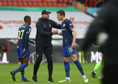 Video: Hasenhüttl on win at Sheffield United